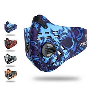 Fengyuan Sports Breathing mask - Best Masks for COVID: This is the coolest