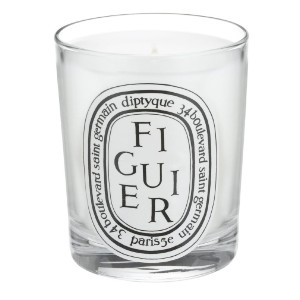 Diptyque Figuier Scented Candle - Best Scented Candles: Fresh fruity aroma