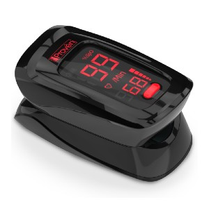 iProven Finger Pulse Oximeter  - Best Pulse Oximeter with Alarm: Best for budget