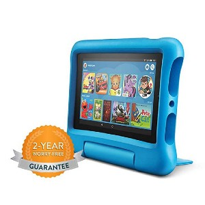 Amazon Fire 7 Kids Edition Tablet - Best E-Reader for Kids: Over 20,000 resources