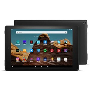 Amazon  Fire HD 10 Tablet  - Best Tablets on Amazon:  Best for on the go