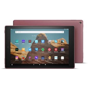 Amazon Fire HD 10 Tablet - Best Tablet to Take Notes in College: Best for budget