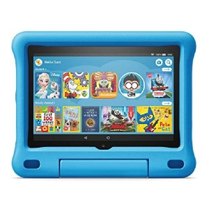 Amazon Fire HD 8 Kids - Best Tablet for Travel: Best for kids
