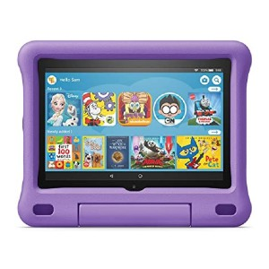 Amazon Fire HD 8 Kids  - Best Tablet for Playing Games: Best for kids