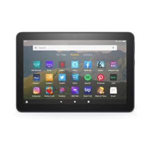 Amazon Fire HD 8 - Best Tablet for Travel: Best for budget