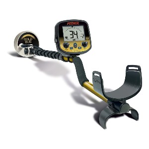 Fisher Gold Bug Pro Metal Detector - Best Metal Detector for Gold Jewelry: Great Prospecting Accuracy