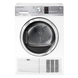 Fisher & Paykel DE4024P1 Electric Dryer White  - Best Compact Dryers: Great for allergy sufferers