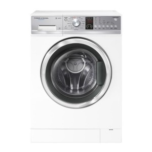 Fisher & Paykel WH2424P1 Washer White - Best Washers Without Agitators: Senses the load
