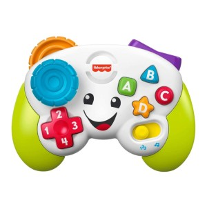 Fisher-Price Laugh & Learn Game & Learn Controller - Best Musical Toys for 6 Month Old: Great for little gamers