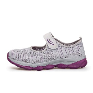 FitVille Slip-on Cloud Weave 20 - Best Slip-On Sneakers with Arch Support: Non-Slip Slip-On Shoe