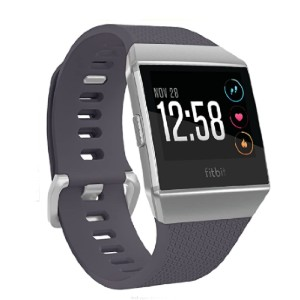 Fitbit Ionic Watch - Best Smartwatches for Heart Health: Dynamic Heart Tracking Watch