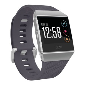 Fitbit Ionic Watch  - Best Sport Watches with GPS: Store more than 300 songs