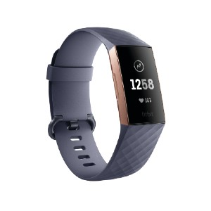 Fitbit Charge 3 - Best Smartwatches for Heart Health: Heart Tracker and Swimproof Watch