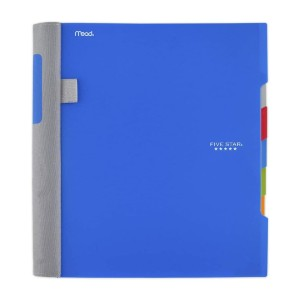 Five Star Advance Spiral Notebook - Best Notebooks for College: Hold More Hand-Outs