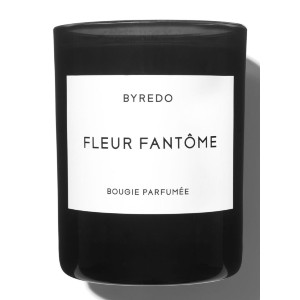 BYREDO Fleur Fantome Candle - Best Scented Candles: Soothing floral scent