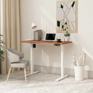 Flexispot Seiffen Laminated Standing Desk  - Best Adjustable Standing Desk on a Budget: Strong and Sturdy Standing Desk