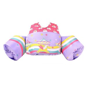 Splash About Float Wings Unicorns & Rainbows - Best Floats for Toddlers: Gain water confidence