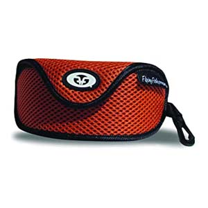 Flying Fisherman  Sunglass Case with Clip - Best Glasses Cases: Sturdy with sporty look