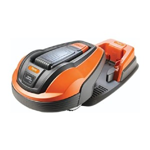Flymo 1200R - Best Robotic Lawn Mower for Small Garden: It charges automatically