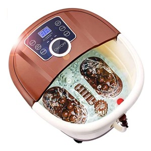 Ovitus Foot Spa Bath Massager - Best Foot Spa for Calluses: Saves 30% more power