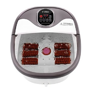 Ovitus Foot Spa - Best Foot Spa with Heat and Jets: No more overheating