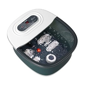 Niksa Foot Spa Bath Massager  - Best Foot Spa to Remove Dead Skin:  Scraping soles of your feet
