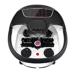 ACEVIVI Foot Spa Bath Massager - Best Foot Spa for Dry Feet: Superior foot massage