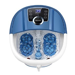 Ovitus Foot Spa Bath - Best Foot Spa for Neuropathy: Less intense pick
