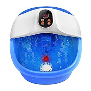 Caresvas Foot Spa Massager - Best Foot Spa to Remove Dead Skin: It activates pressure points
