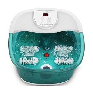 Turejo Foot Bath Massager  - Best Foot Spa for Pregnancy: True therapeutic effect