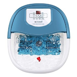 ACEVIVI Foot Spa  - Best Foot Spa for Diabetics: Quickly heat up