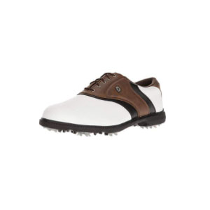 FootJoy Fj Originals - Best Waterproof Golf Shoes: Shaft Measures Approximately Mid-top From Arch