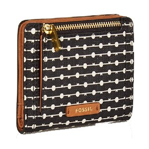 Fossil Women's Logan Leather - Best Women's Minimalist Wallet: Compact and fashionable