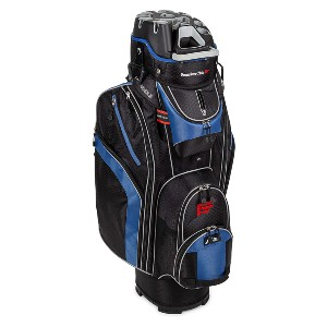 Founders Club Premium Cart Bag with 14 Way Organizer Divider Top - Best Golf Bags for Push Carts: Lightweight and Durable Cart Bag