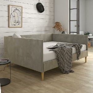 Foundstone™ Jude Daybed - Best Full-Size Daybeds: Mid-Century Design Daybed