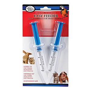 Four Paws Pet Easy Feeder - Best Pill Shooter for Cats: Easy to Clean and Great Durability