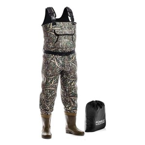 Foxelli Neoprene Chest Waders  - Best Chest Waders for Duck Hunting: Great for hunting and fishing