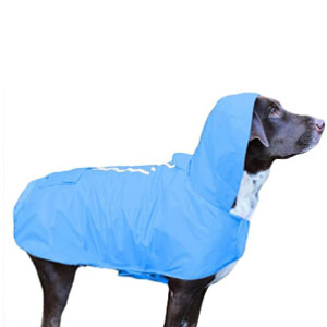 Frenchie Mini Couture Waterproof Dog Raincoat with Fleece Lining - Best Raincoats for Dogs: Waterproof with Fleece Lining Raincoat