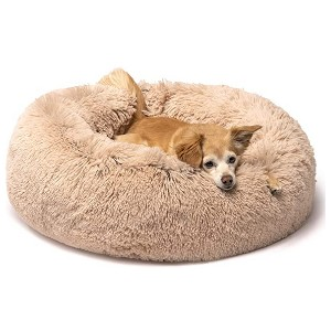 Friends Forever Donut Cat Bed - Best Orthopedic Cat Beds: Accommodate various sleeping positions