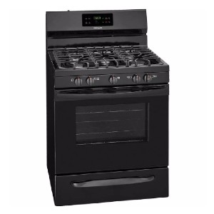 Frigidaire 30 in. 5.0 cu. ft. Gas Range - Best Gas Ranges for the Money: One-touch self-clean