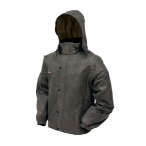 FROGG TOGGS All Sports Two-Piece Rain Suit - Best Raincoat for Motorcycle Riders: Easy Movement Cut with Adjustable Waist