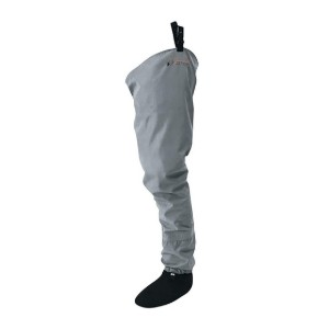 FROGG TOGGS Canyon II Breathable Stockingfoot Hip Wader  - Best Waders for Surf Fishing: Easy to put on and take off