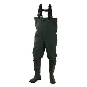 FROGG TOGGS Cascades 2-ply Poly/Rubber Chest Wader - Best Saltwater Waders: Excellent insulation