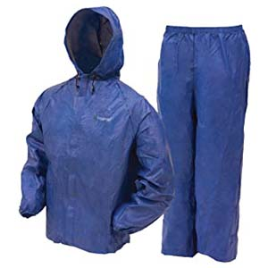 FROGG TOGGS Ultra Lite Rain Suit UL12104-12MD - Best Raincoats for Iceland: Super light and practical