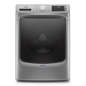 Maytag Front Load Washer with Extra Power  - Best Washers for Comforters: Keeps clothes smelling fresh