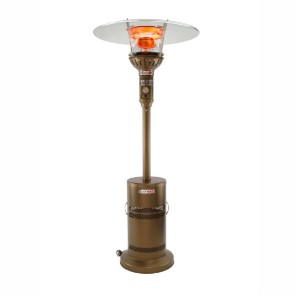 Frontgate Evenglo Portable Patio Heater - Best Electric Patio Heater: Heater with Wheels