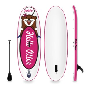 FunWater Tuxedo Sailor Inflatable Stand Up Paddle Board Child Otter - Best Paddle Boards Under $500: Safe Inflatable Paddle Board