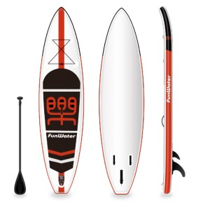 FunWater Funwater Inflatable Paddle Board SUP Cruise - Best Inflatable Paddle Board Under $400: Ultralight Inflatable Paddle Board