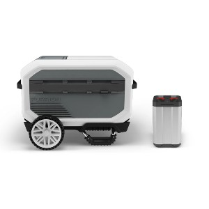 Furrion eRove™ Off-Grid Camping Pack - Best Electric Coolers for Camping: Rechargeable Cooler