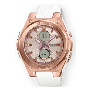 G-Shock MSGC100G-7A - Best Formal Watches for Ladies: 100M water resistant